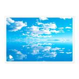 絶景ポストカード ZPC−025 ウユニ塩湖 ボリビア1│カード・ポストカード ポストカード(写真)