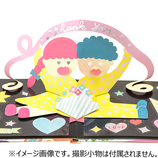 いろは出版 AIUEO アルバムポップアップ APU-09 Thank you Kiss (サンキューキス)