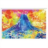 いろは出版 世界遺産アートポストカード TPCA-16 富士山