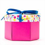 いろは出版 飛び出すプレゼントボックス アルバム ピンク SAM−01