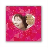 いろは出版 きむ 窓付きハードカバーアルバム(小) 世界いち KAS−33