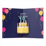いろは出版 フォトボード BIRTHDAY SPB−05 CAKE2