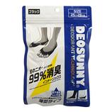 Deo Sunny(デオサニー) 高機能消臭5本指カバー  メンズ ブラック