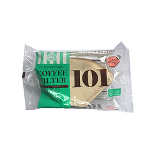ストリックスデザイン コーヒーフィルター 1~2人用 100枚入│茶器・コーヒー用品 コーヒードリッパー・フィルター
