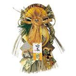 リード スタイル 風神雷神飾り 連々 LD−8135