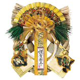 リード スタイル 風神雷神飾り 凛々 LD−8142