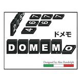 クロノス ドメモ 木製タイル版│ゲーム テーブルゲーム