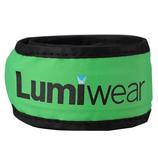 Lumiwear(ルミウェア) LEDスラップバンド LW−SB1 グリーン