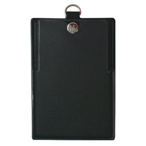 A.Y.Judie ホック付パスケース シフォン C5-002-15 ブラック│財布・名刺入れ パスケース