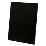 オージーコーポレーション OGオリジナルカラーボード 黒 450×600mm