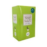 もしもの時のさわやかトイレ ハーブの香り 10回分│防災用品 携帯・簡易トイレ