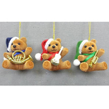 【クリスマス】 亜細亜貿易 ベアーオーナメント CD24764