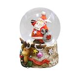【クリスマス】 サンタウォーターボール QE34889