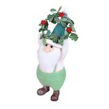 【クリスマス】 ウールサンタスタンド IA35513/#1