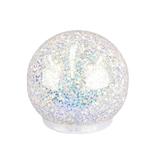 【クリスマス】 ガラスドームライトスタンド YD36130