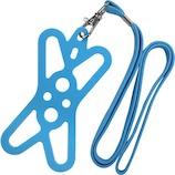 FULL FREE STRAP ブルー│携帯・スマホストラップ ストラップ