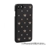 【iPhone7】 シンラ スターズケース705/IP7 MCI705 ブラック