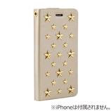 【iPhone7】 シンラ スターズケース707S MCI−707S シャンパンゴールド