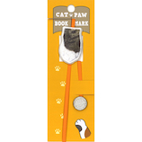 S&C Cat Paw Bookmark 手触りやさしい猫足ブックマーク SCNM2 シマ