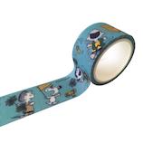 S&C マスキングテープ SMT48 チア ブルー