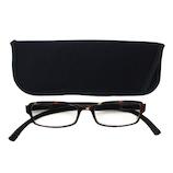 ベイライン ネックリーダーズ スタンダード PC2217A 黒ストライプ 2.5 │ヘルスケア 老眼鏡・シニアグラス