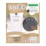 カミカ(KAMIKA) クリームシャンプー チューブ&ブラシセット 【先行販売】│シャンプー