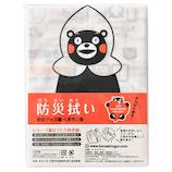 クワン 防災拭い 防災グッズ編 くまモン版 901-05ギクマ