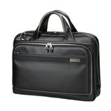 バーマス M.I.J JAPAN MADE 2層ブリーフ42cm 6003610 ブラック│ビジネスバッグ・ブリーフケース 2WAYバッグ