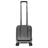バーマス(BARMAS) インターシティ フロントオープン コインロッカー38 22L 60504 ブラックヘアライン│スーツケース・旅行かばん スーツケース