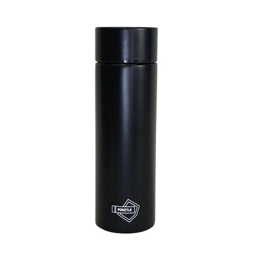 POKETLE (ポケトル) ステンレスボトル ブラック