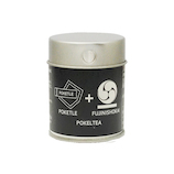 POKETLE(ポケトル) TEA茶缶入 竹炭宇治抹茶 10g