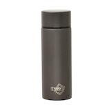 POKETLE(ポケトル) S ステンレスボトル 120mL チャコールグレー│水筒・魔法瓶 水筒