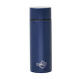POKETLE(ポケトル) S ステンレスボトル 120mL ネイビー│水筒・魔法瓶 水筒
