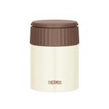 サーモス(THERMOS) 真空断熱スープジャー 0.4L JBQ‐400 ミルク