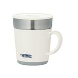 サーモス(THERMOS) 保温マグカップ 240ml JDC−241 ホワイト