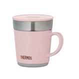 サーモス(THERMOS) 保温マグカップ 240ml JDC−241 ライトピンク