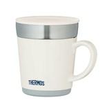 サーモス(THERMOS) 保温マグカップ 350ml JDC−351 ホワイト