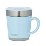 サーモス(THERMOS) 保温マグカップ 350ml JDC−351 ライトブルー