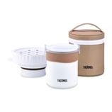 サーモス(THERMOS) ごはんが炊ける弁当箱 JBS-360 ホワイト