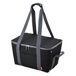 サーモス(THERMOS) 保冷買い物カゴ用バッグ 25L REJ-025 ブラック│エコバッグ・ショッピングカート
