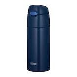 サーモス(THERMOS) 真空断熱ストローボトル FHL−401 ネイビー│水筒・魔法瓶 ピッチャー・冷水筒