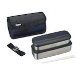 サーモス(THERMOS) フレッシュランチボックス DSD-1103W│お弁当箱 弁当箱