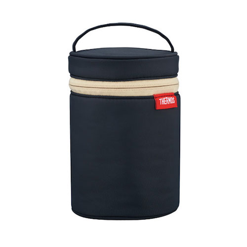 サーモス(THERMOS) スープジャー ポーチ RES−001 ブラック