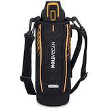 サーモス(THERMOS) 真空断熱スポーツボトル FHT1001F ブラックオレンジ