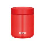 サーモス(THERMOS) 真空断熱スープジャー 0.3L JBR300R レッド│お弁当箱 保温弁当箱・ランチジャー