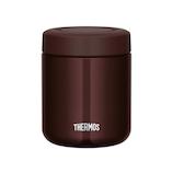 サーモス(THERMOS) 真空断熱スープジャー 0.3L JBR300BW ブラウン│お弁当箱 保温弁当箱・ランチジャー
