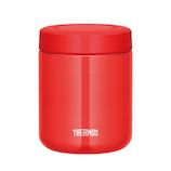 サーモス(THERMOS) 真空断熱スープジャー 0.4L JBR400R レッド│お弁当箱 保温弁当箱・ランチジャー