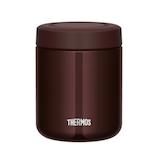 サーモス(THERMOS) 真空断熱スープジャー 0.4L JBR400BW ブラウン│お弁当箱 保温弁当箱・ランチジャー