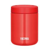 サーモス(THERMOS) 真空断熱スープジャー 0.5L JBR500R レッド│お弁当箱 保温弁当箱・ランチジャー