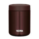 サーモス(THERMOS) 真空断熱スープジャー 0.5L JBR500BW ブラウン│お弁当箱 保温弁当箱・ランチジャー